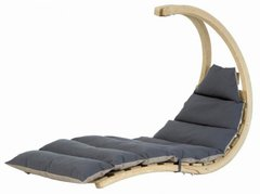 Подвесное кресло Amazonas Swing Lounger (anthracite AZ-2020400)